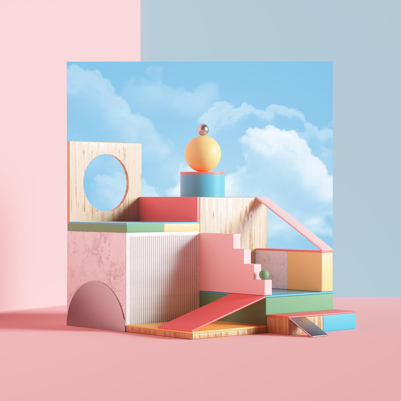 Peter Tarka digital installations