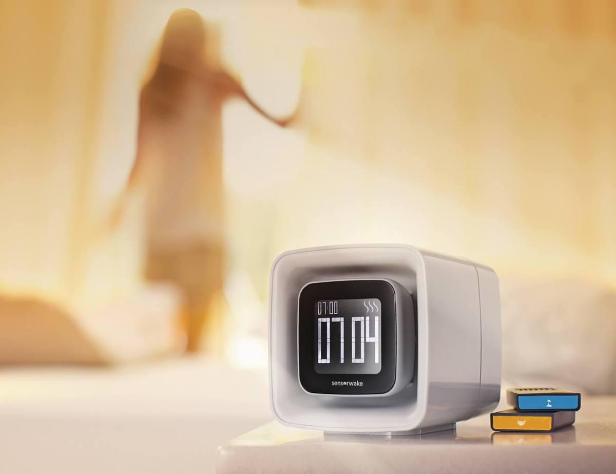 SensorWake-Olfactory-Alarm-Clock-5