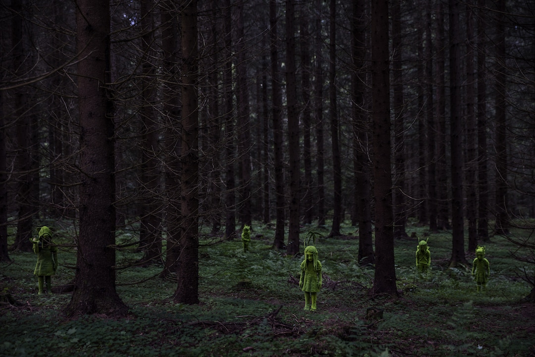Finnish Moss People