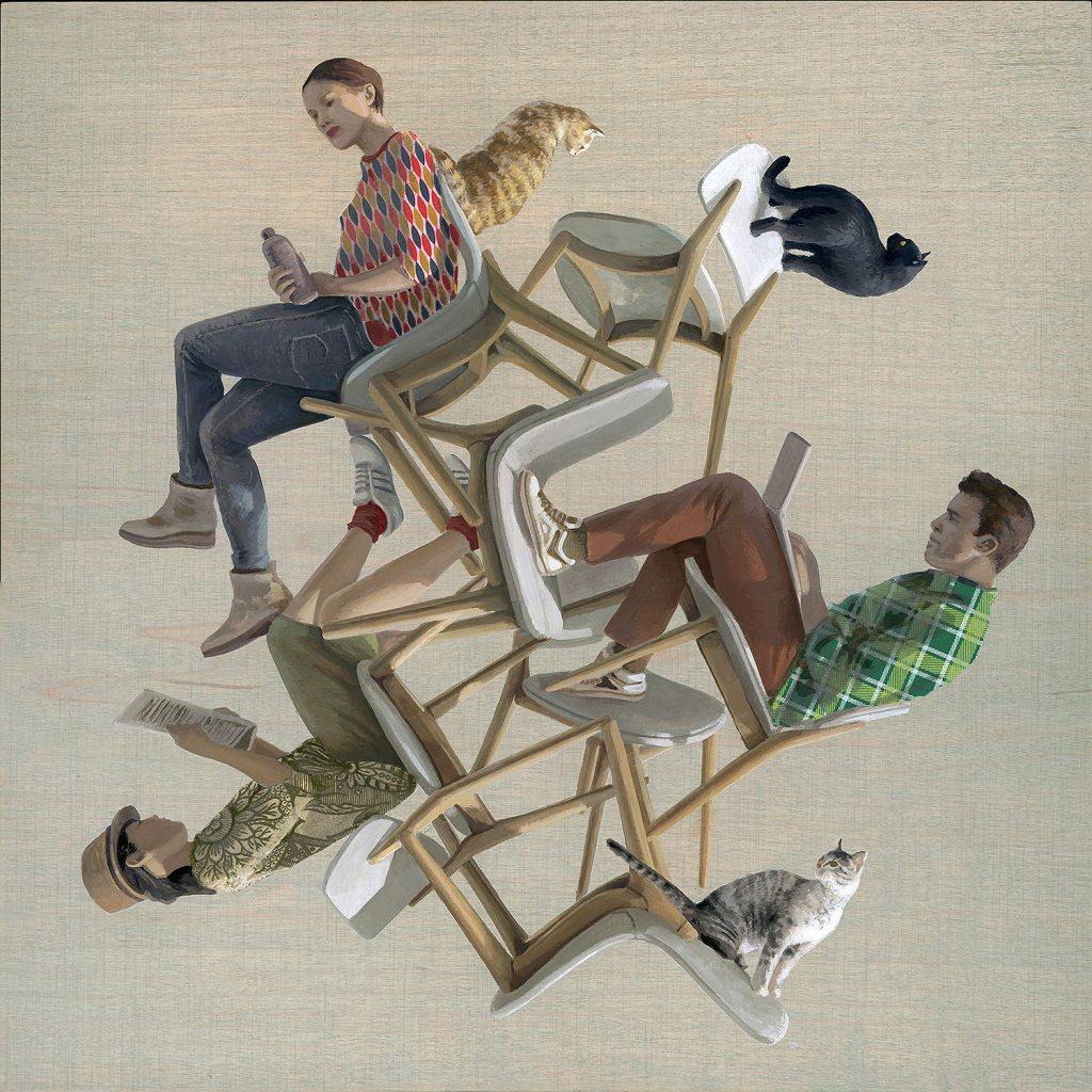 cintavidal20_ON-CHAIRS-32x32cm-Acryliconwood-ViewPoints-ThinkspaceGallery-sept2018-LR-1024x1024