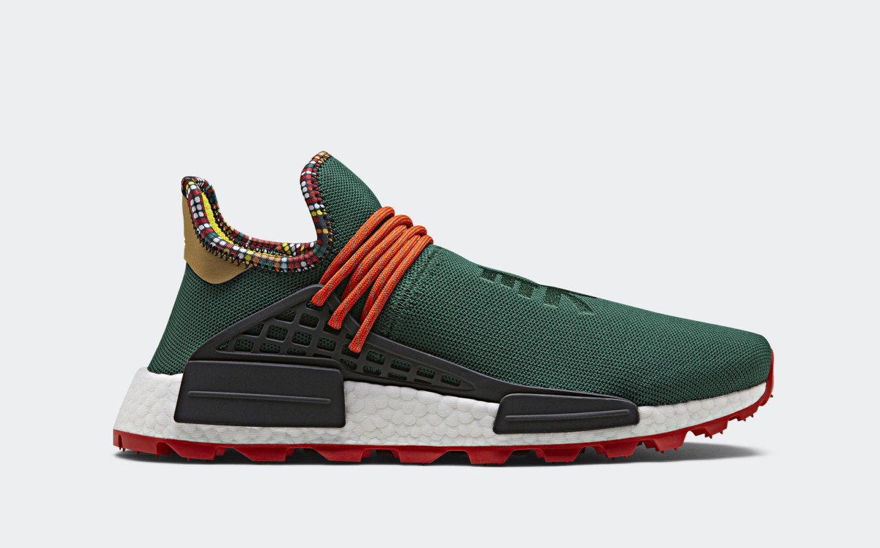 560f8254ab719 Pharrell s East African Inspired Adidas Collection