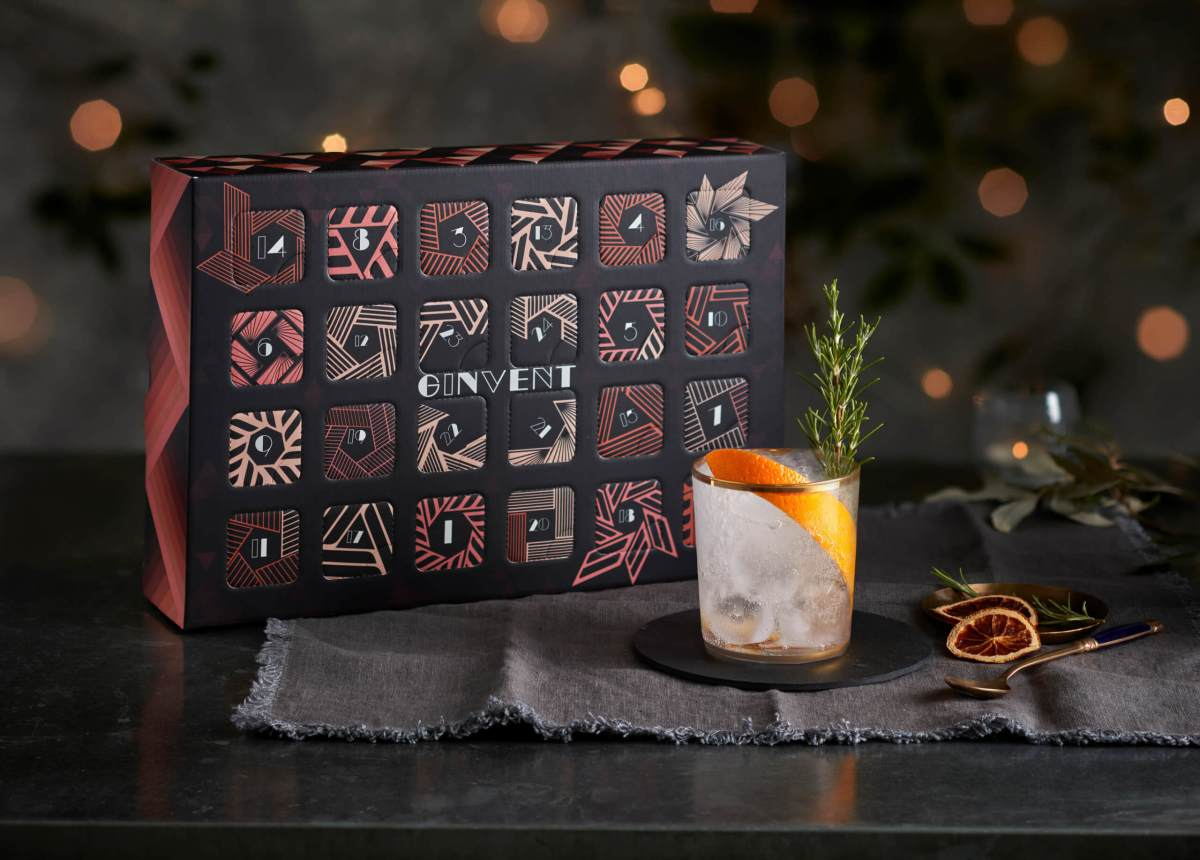 Ginvent, The Gin Advent Calendar