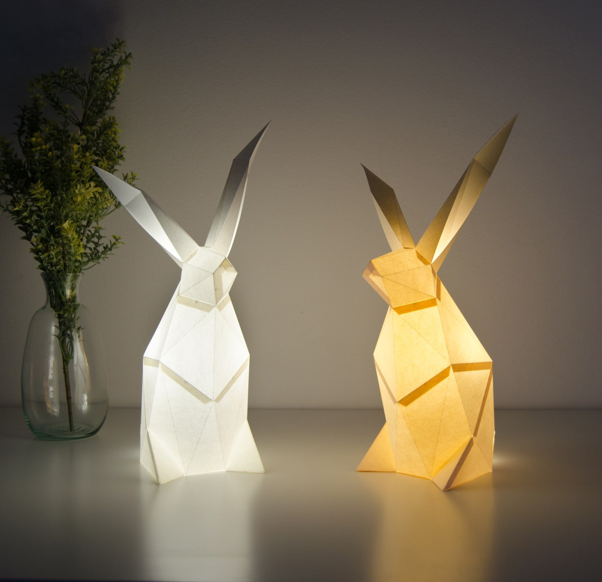 Charming DIY Animal Light Kits