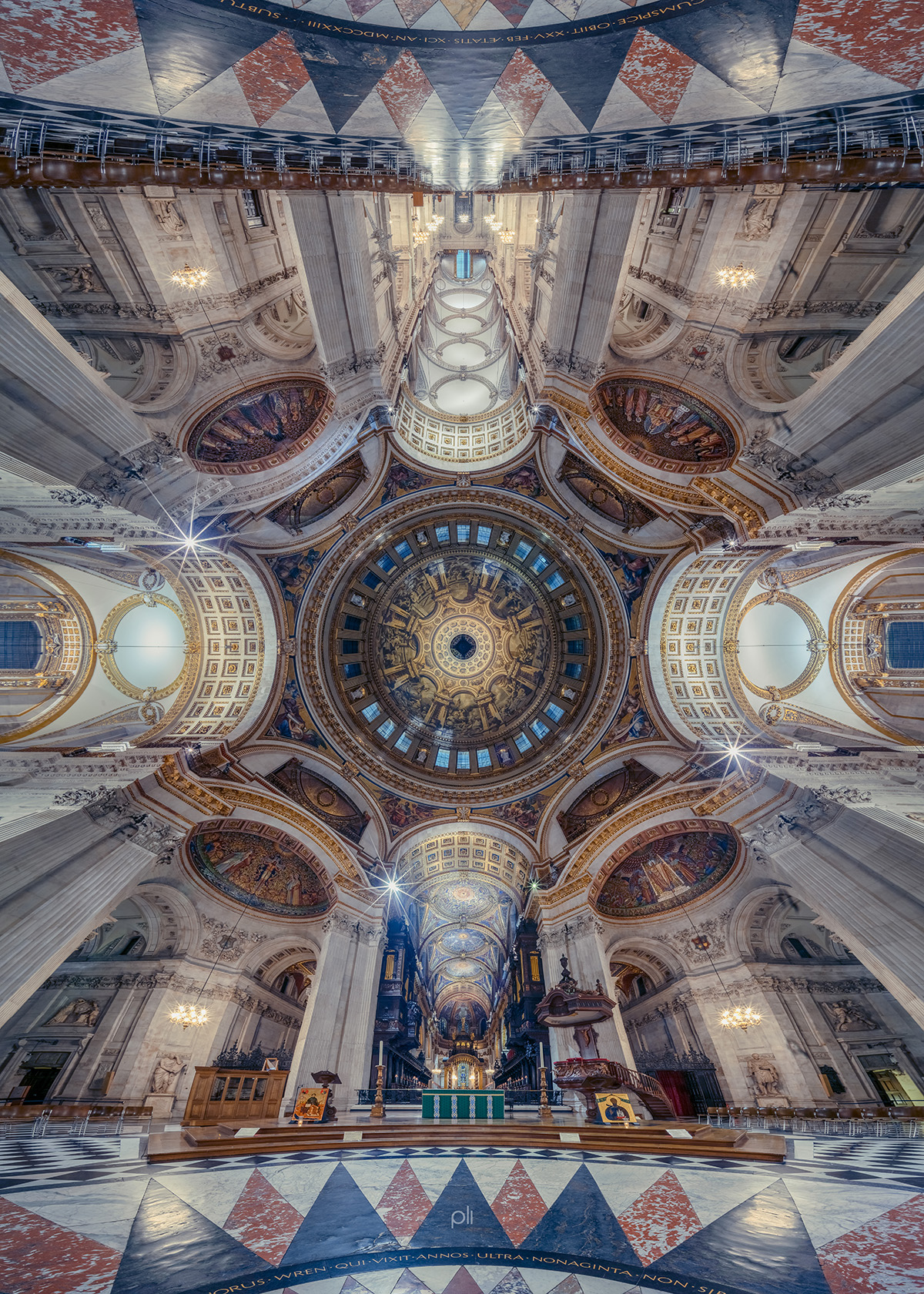 PeterLiSt-Pauls-Dome