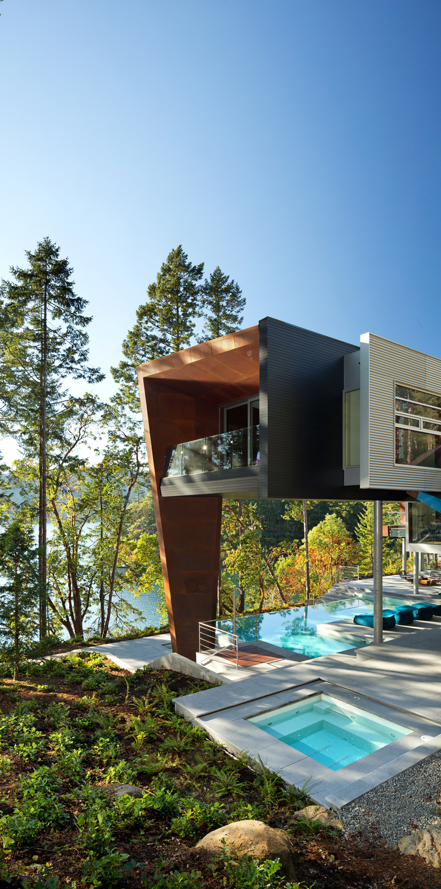 Gulf+Islands+Vancouver+lake+house