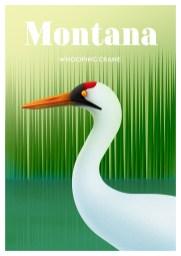 Endangered Animals Moss and Fog Montana