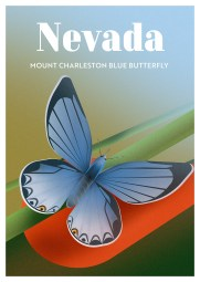 Endangered Animals Moss and Fog Nevada