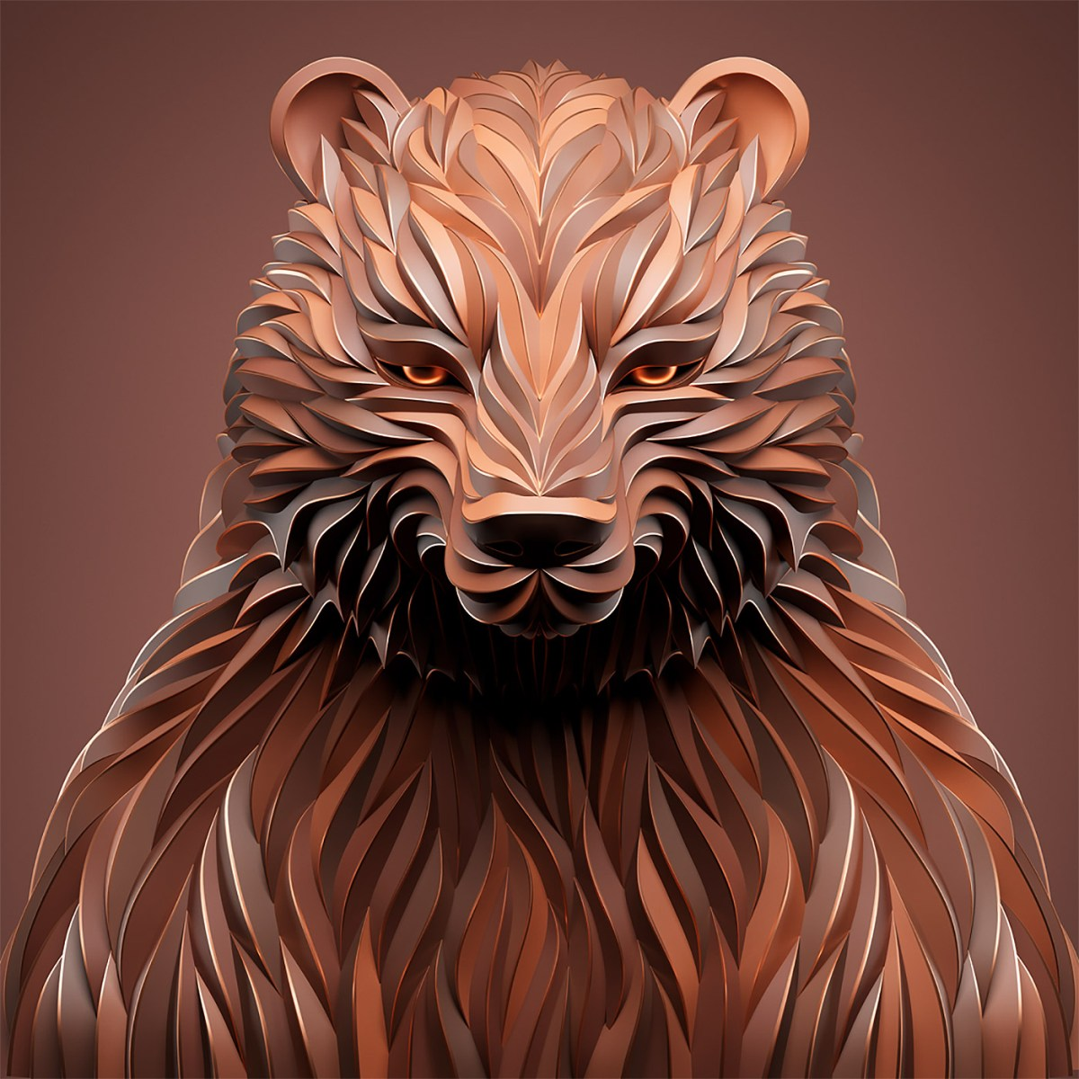 Maxim Shkret's Vibrant Animal Kingdom