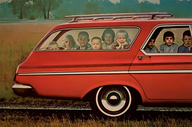 Take a Trip Back in Time With Vintage Station Wagons