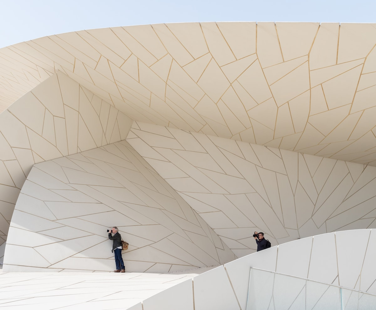 Ateliers-Jean-Nouvel-Doha-Nationa-Museum-Qatar-©Iwan-Baan-8