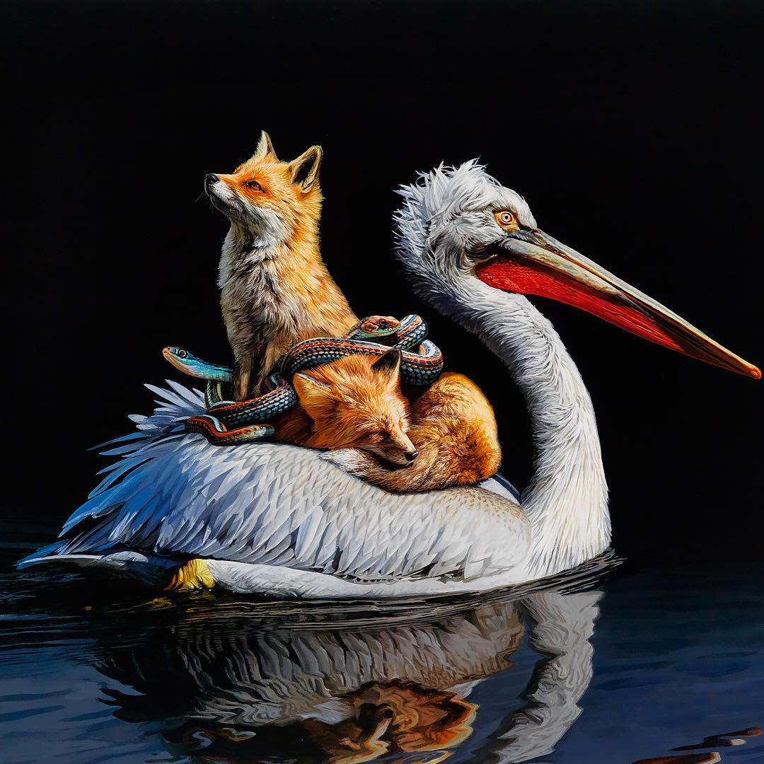 animal-paintings-border-crossing-lisa-ericson-11