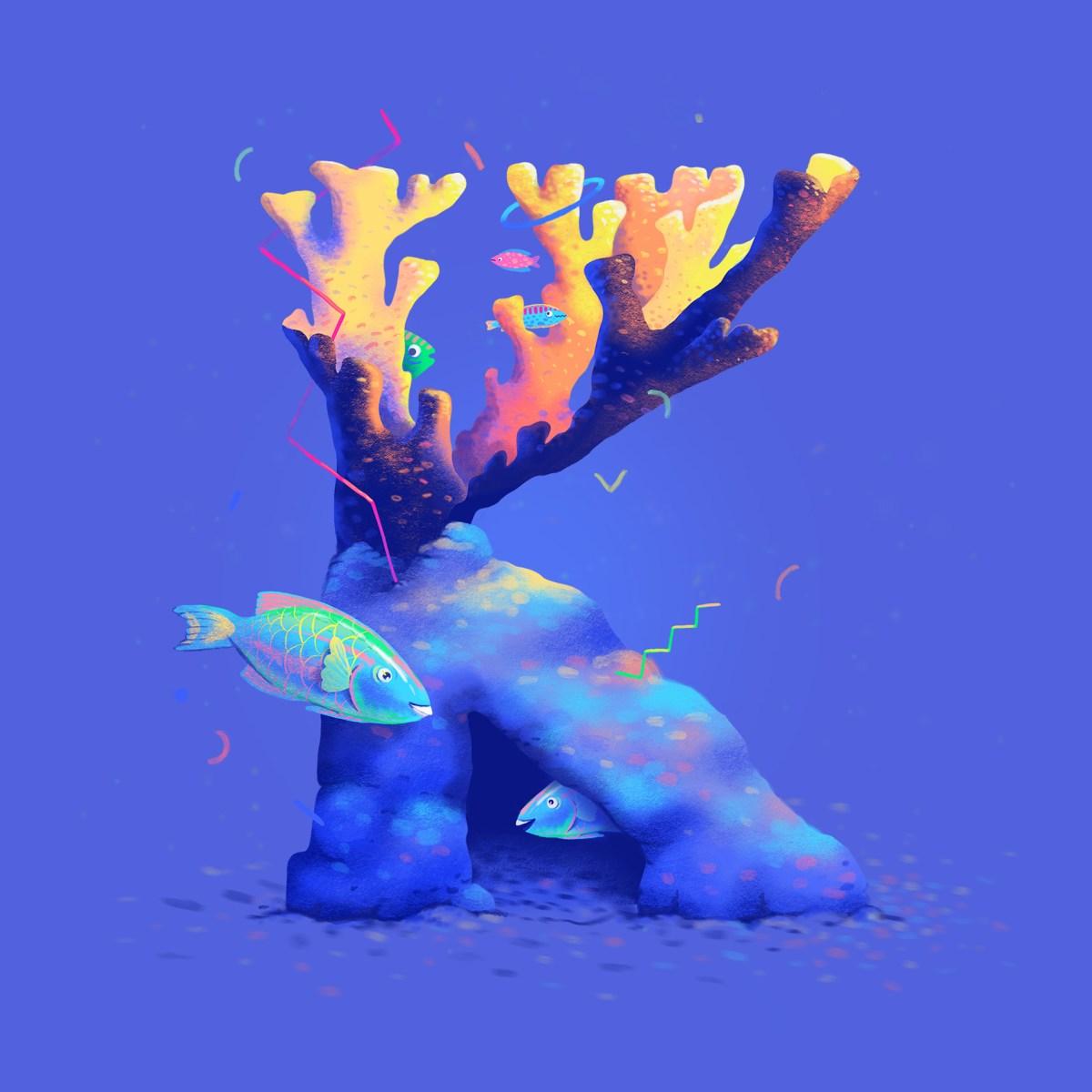 coral-k