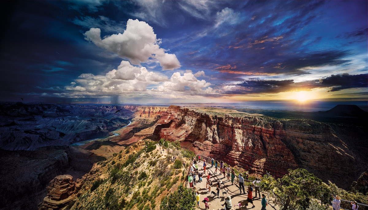 Stephen-Wilkes-Day-to-Night-GRAND-CANYON