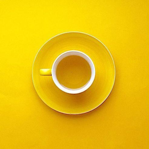 "Lynn on Instagram_ ""💛 simple pleasures • oolong tea & warm feelings of gratitude for all the kind comments •"""