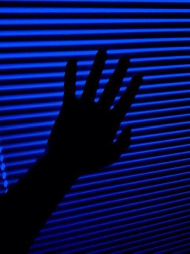 Image about tumblr in blue glow 💙✨ by wyl on We Heart It