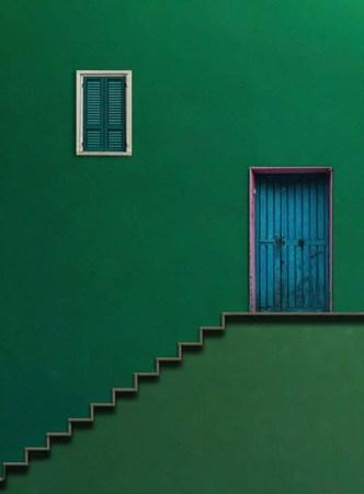 Trademark Global Alfonso Novillo Blue Door Canvas Art - 20