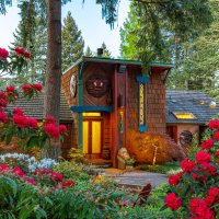 'The Original Funky House' For Sale Outside of Seattle