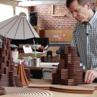 John Edmark's Math-Based Sculptures