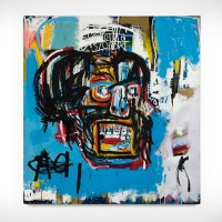 Basquiat's Untitled Sells for $110 Million