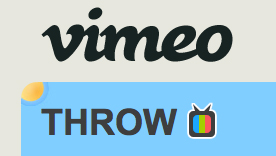 Throw on Vimeo