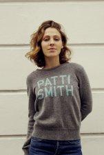 Hades, Patti Smith grey jumper