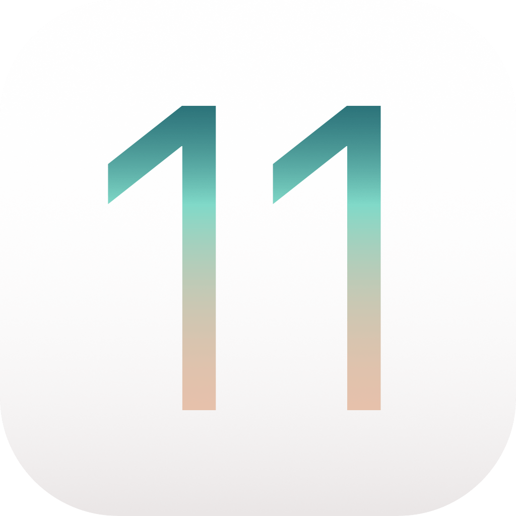 iOS 11 logo - Wikipedia