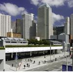 Moscone Center Vista exterior