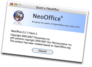 Nova versió Neo Office