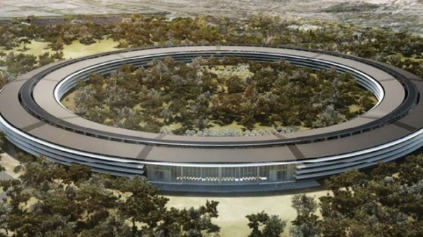 Apple Campus 2 - foto d'Engadget