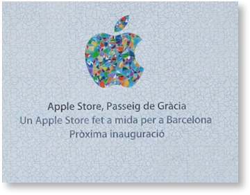 apple store passeig gràcia barcelona