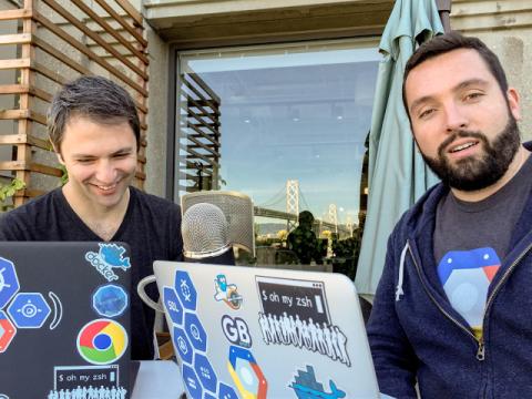 Francesc Campoy - Google Cloud Platform Podcast