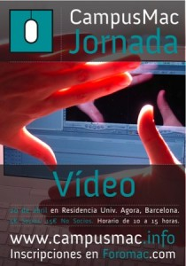 campus mac jornada vídeo