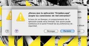 error dropbox