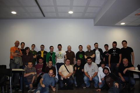 Foto de grup GUAC
