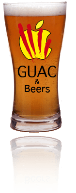 guac and beers