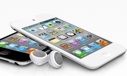 iPod Touch blanc