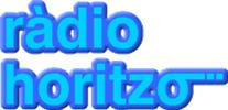 ràdio horitzó logo en lletres
