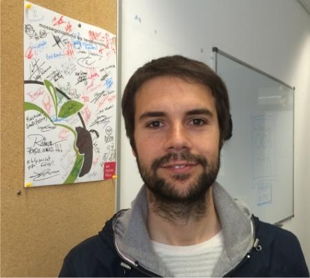 Alvaro Carmona al programa 206