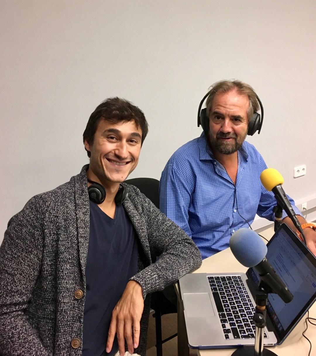 Dani Amo i José Cabré