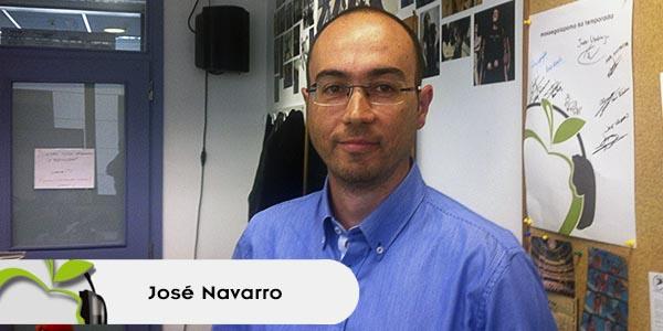 José Navarro, de l'empresa Evidentia