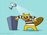 robatori d'iphones