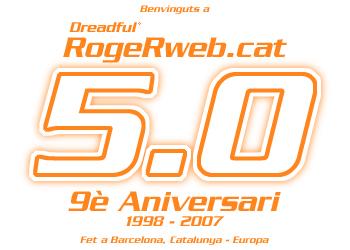 rogerweb logo de'n Dreadful