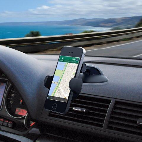 Suport de cotxe per a mòbils iOttie Easy Flex 3 per a regalar el dia del pare