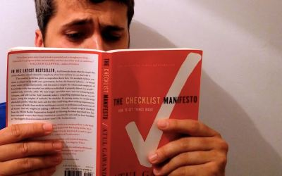 The Checklist Manifesto (El efecto Checklist) – Llibre recomanat