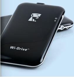 Wi-Drive de Kingston
