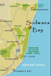 Sodwana Bay Nature Reserve (3/3)