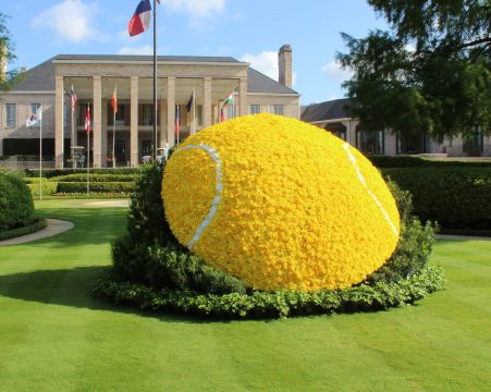 Big Tennis Ball