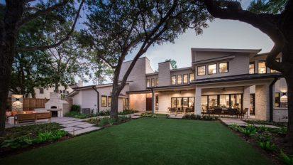 Broad Oak Gardens   Tanglewood, Houston