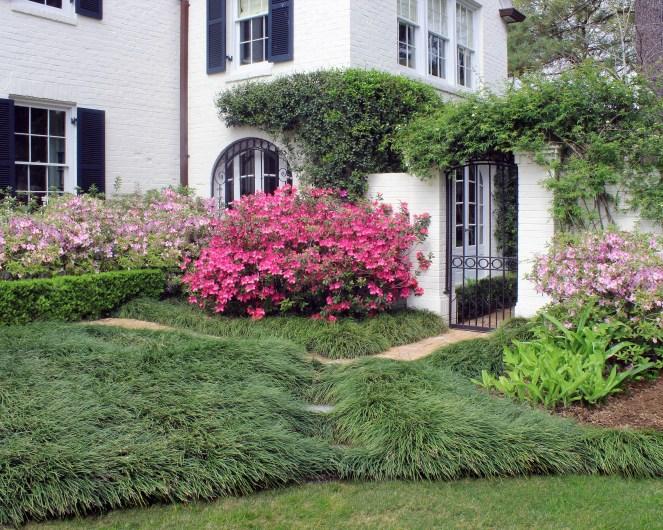 Azalea Garden Gate