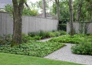 Sideyard Path